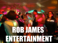 Image supplied by Rob James Entertainment