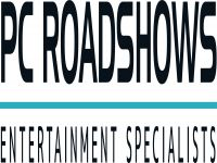 Logo for PC Roadshows Entertainments