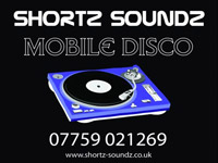 Shortz Soundz Mobile Disco logo picture