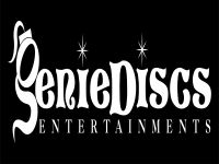 Logo for Genie Discs Entertainment