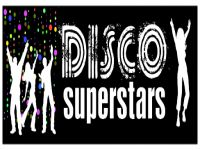 Logo for Disco Superstars