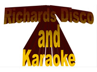 Richards Disco logo picture