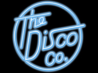 Logo for The Disco Co