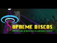 Logo for Supreme Discos