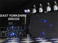 East Yorkshire Discos logo picture