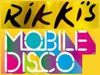 Logo for Rikki's Mobile Disco