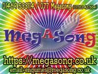 Megasong logo picture