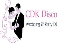 Logo for CDK Disco
