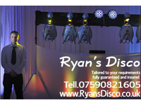 Image supplied by Ryan's Disco