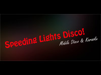 Image supplied by Speeding Lights Disco