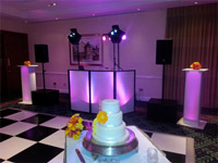 DJ Bobby Mobile Disco & Wedding DJ logo picture