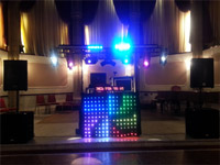 Image supplied by Nite Flite Mobile Disco