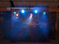 Image supplied by Excalibur Mobile Disco