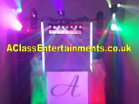 6. AClassEntertainments.co.uk - Logo
