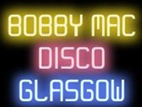 Bobby Mac Disco logo picture