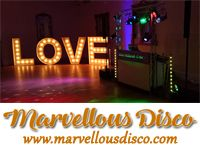 Logo for Marvellous Disco