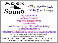 Apex Sound logo picture