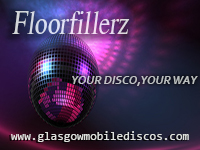 Image supplied by Floorfillerz - Glasgow Mobile Discos