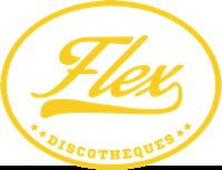 Logo for Flex Discotheques