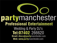 Party Manchester