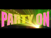 Image supplied by Party On Disco