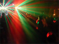 Image supplied by Partytime Mobile Disco