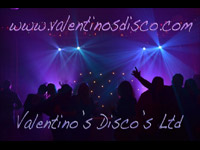 Valentino's Disco's Ltd