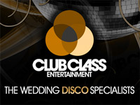 Image supplied by Club Class Entertainment Ltd