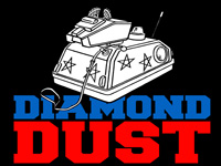 DJ Diamond Dust logo