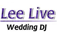 Lee Live: Wedding DJ logo