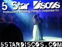 5 Star Discos logo picture