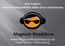 Logo for Magnum Roadshow