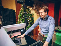 James Norton DJ