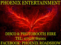 Phoenix Entertainment logo picture