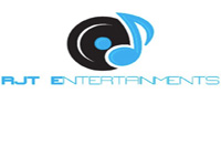Logo for RJT Entertainments