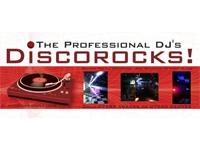 Discorocks Mobile Disco and DJ Hire logo picture