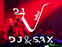 DJ & Sax DJ-V logo picture