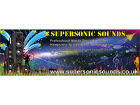 Logo for Supersonic Sounds