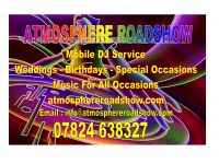 Atmosphere Roadshow logo