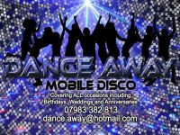 Dance Away Mobile Disco logo