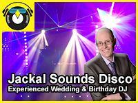 Logo for Jackal Sounds Mobile Disco