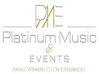 Logo for Platinum Music & Events
