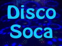 Logo for Disco Soca