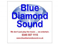 Blue Diamond Sound logo