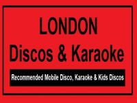 Logo for London Discos & Karaoke