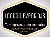 London Event DJs logo picture