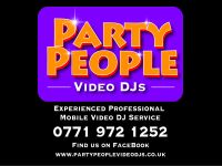 Party People Video DJs logo picture