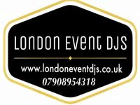London Event DJs logo