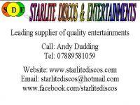 Starlite Discos & Entertainments  logo picture