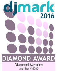 DJmark Diamond Award